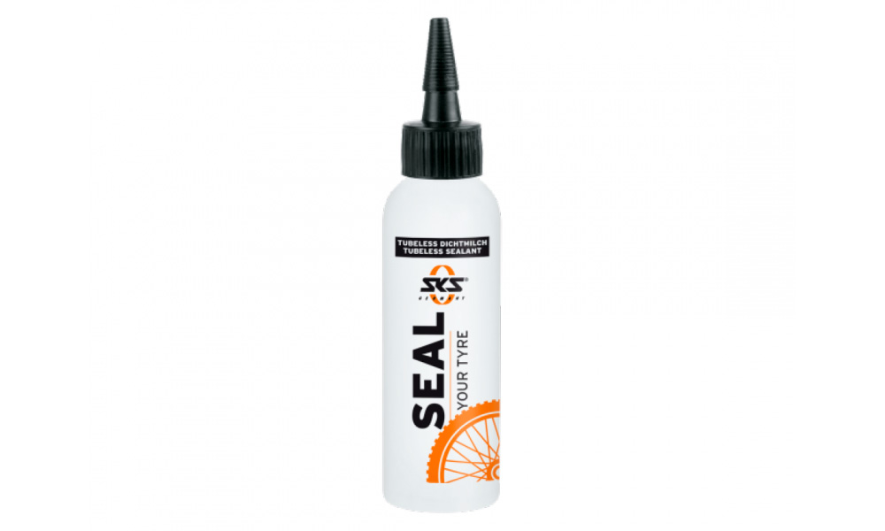 Редкий герметик SKS SEAL YOUR TYRE - SEALANT WHITE