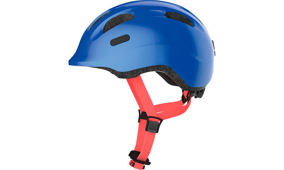 Велошлем детский ABUS SMILEY 2.1 Sparkling, размер S (45-50 см)