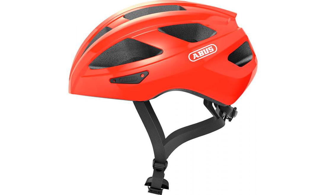 Велошлем спортивный ABUS MACATOR, размер L (58-62 см)