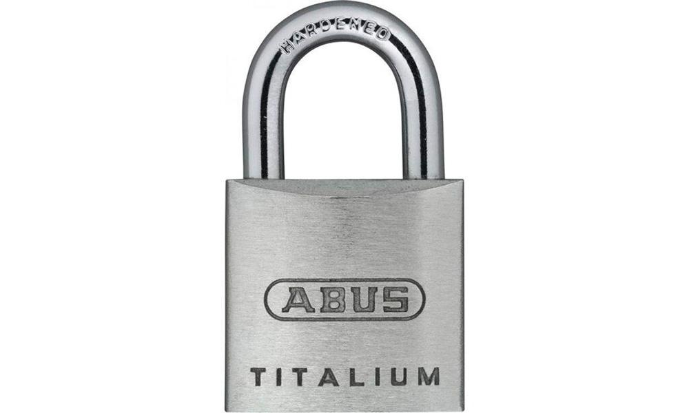 Замок навесной ABUS 64TI/25 Titalium