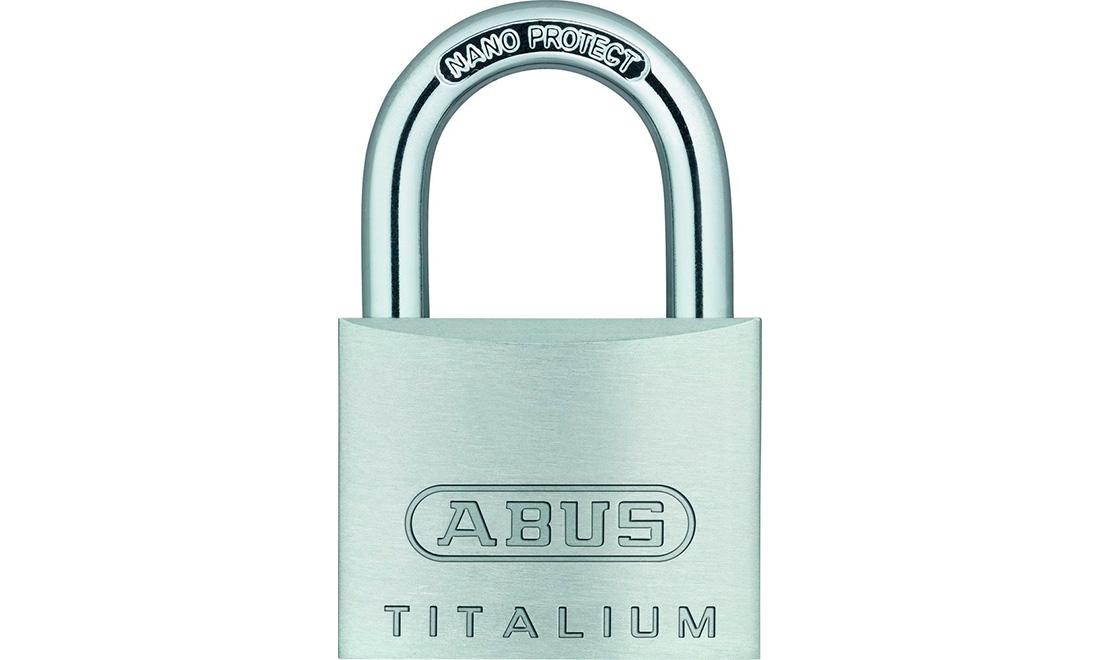 Замок навесной ABUS 64TI/40 Titalium