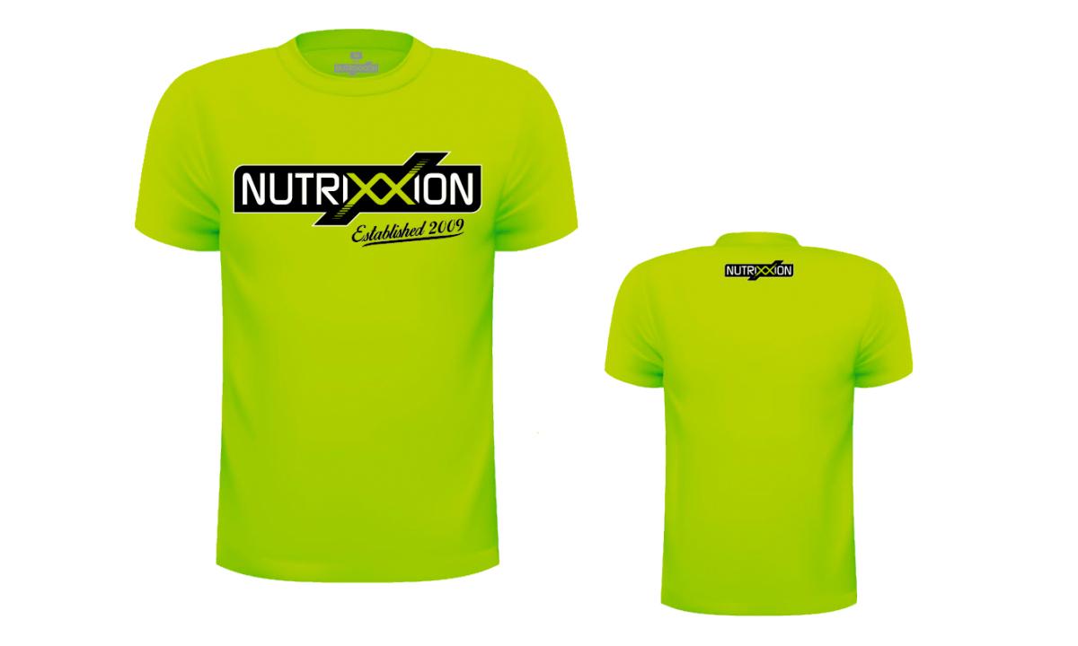 Футболка Nutrixxion  спортивная многофункциональная