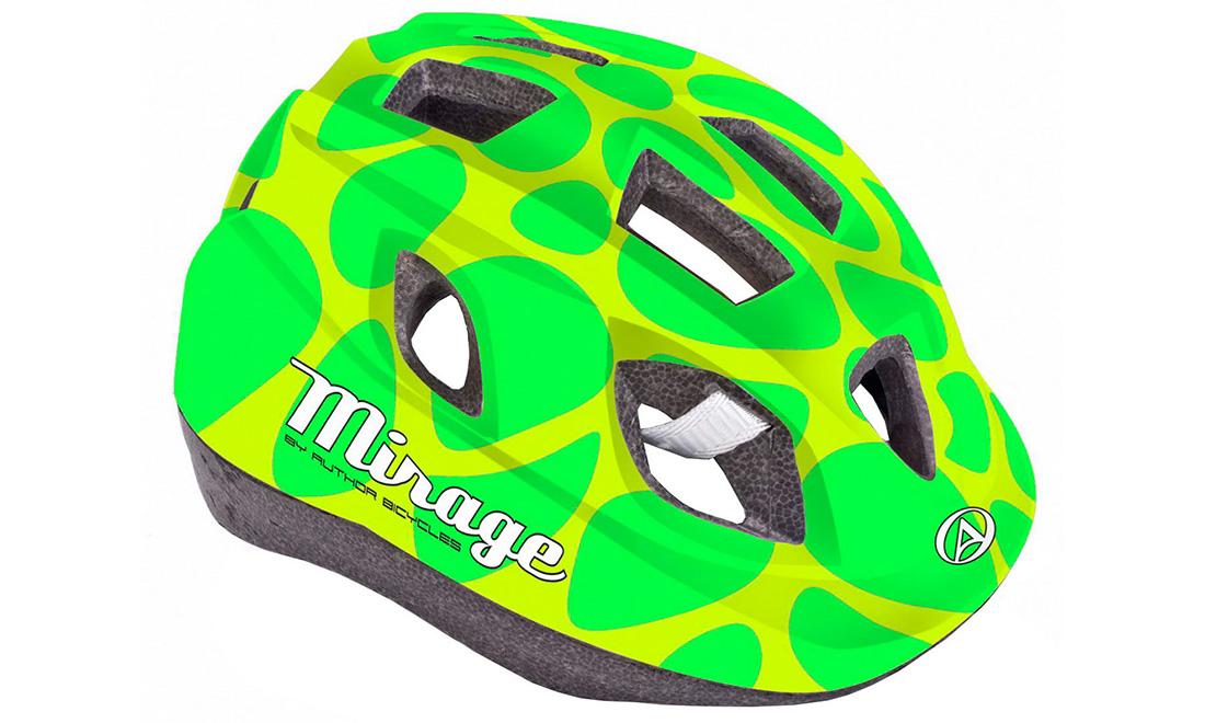 Шлем детский Author Mirage Inmold, размер М (52-56 см)