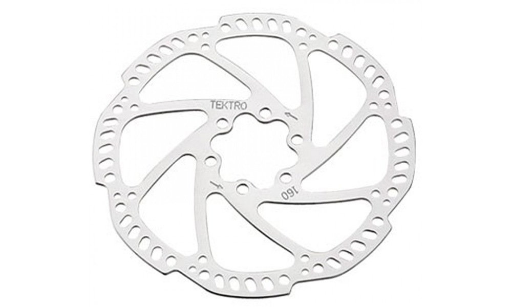 Тормозной диск TEKTRO-TR203-11(Диаметр 203 мм)