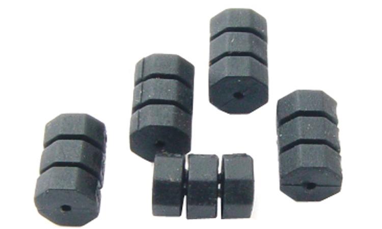 Кембрик Author O-ring ABS-Pl-41 100Sets ,резиновый, для защиты от трения рамы с тросиком