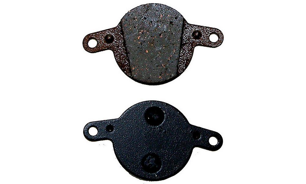 Тормозные колодки PROMAX для диск. тормоза зад./перед.360553 (F), 360554(R), комплект 2 шт.