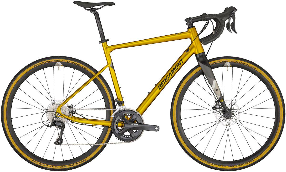 велосипед bergamont grandurance