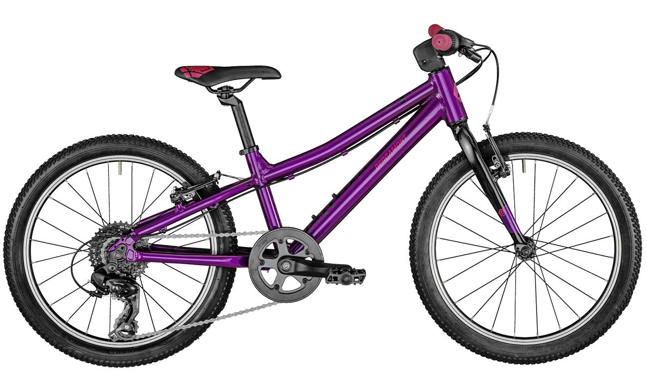 """Велосипед Bergamont Bergamonster Girl 20"""" (2021)"""