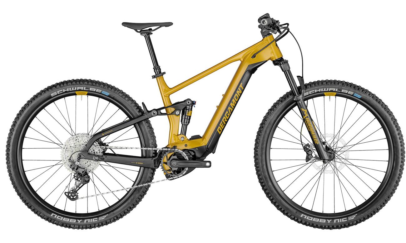 "Велосипед Bergamont E-Contrail Pro 29"" (2021)"