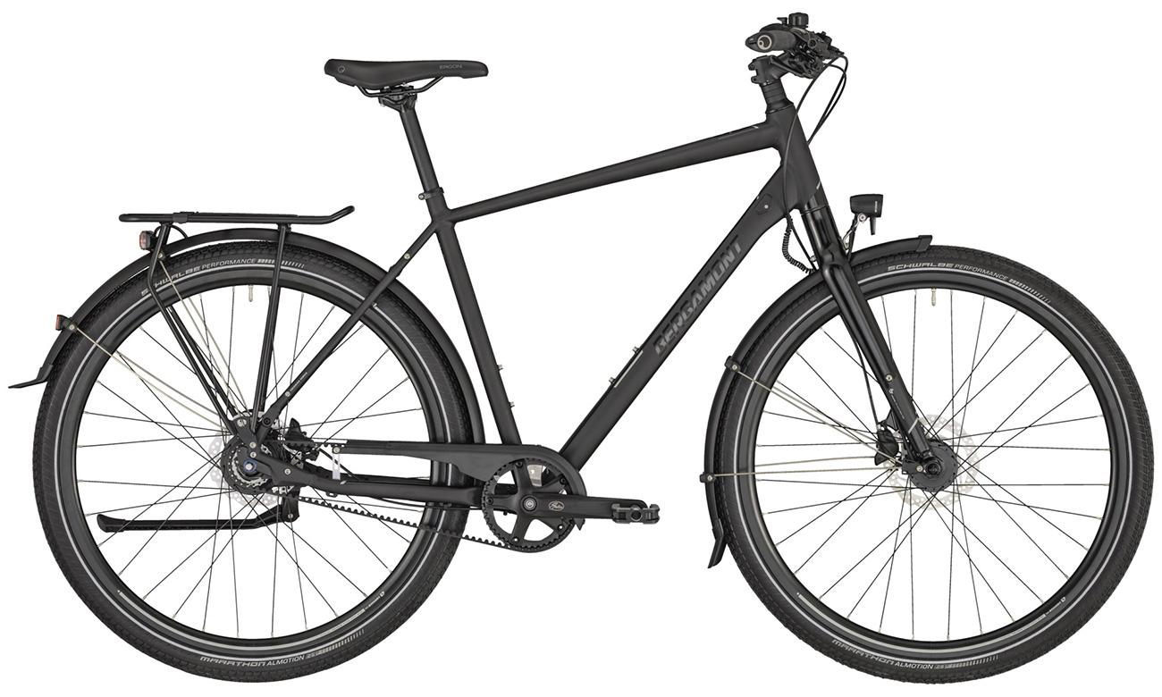 "Велосипед Bergamont Vitess N8 Belt Gent 28"" (2021)"