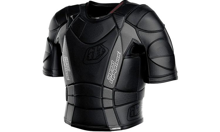 Защита тела (бодик) TLD UPS 7850 HW SS Shirt