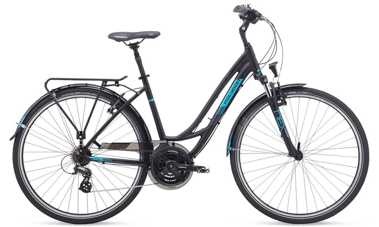 """Велосипед Polygon SIERRA DLX SPORTLADY 28"""" (2021)"""