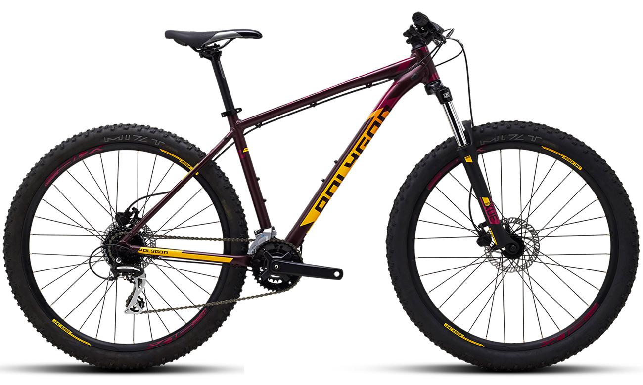 "Велосипед POLYGON PREMIER 4 27,5"" (2021)"