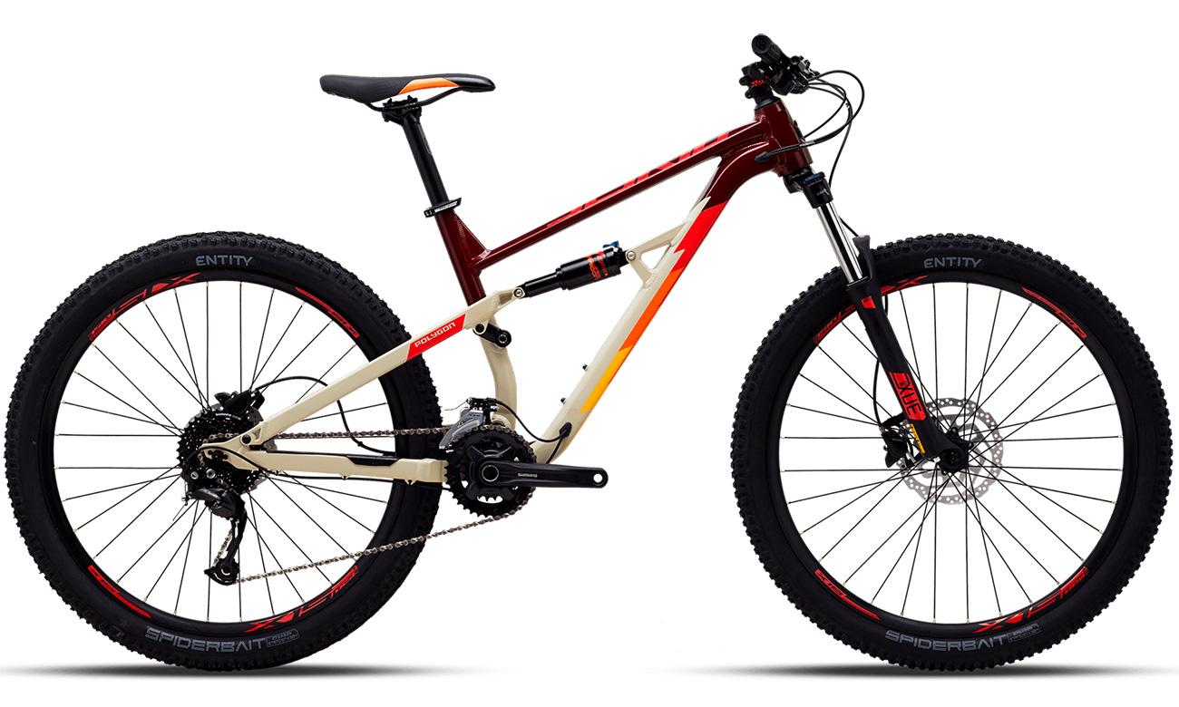 "Велосипед POLYGON SISKIU D5 27,5"" (2021)"