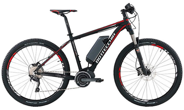 "Велосипед Bottecchia BE 50 E-BIKE 27,5"" (2019)"