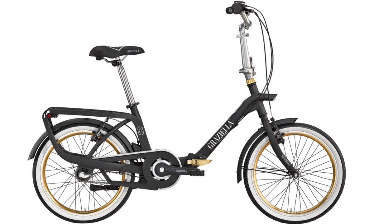 """Велосипед Graziella PASSION 20"""" (2019)"""