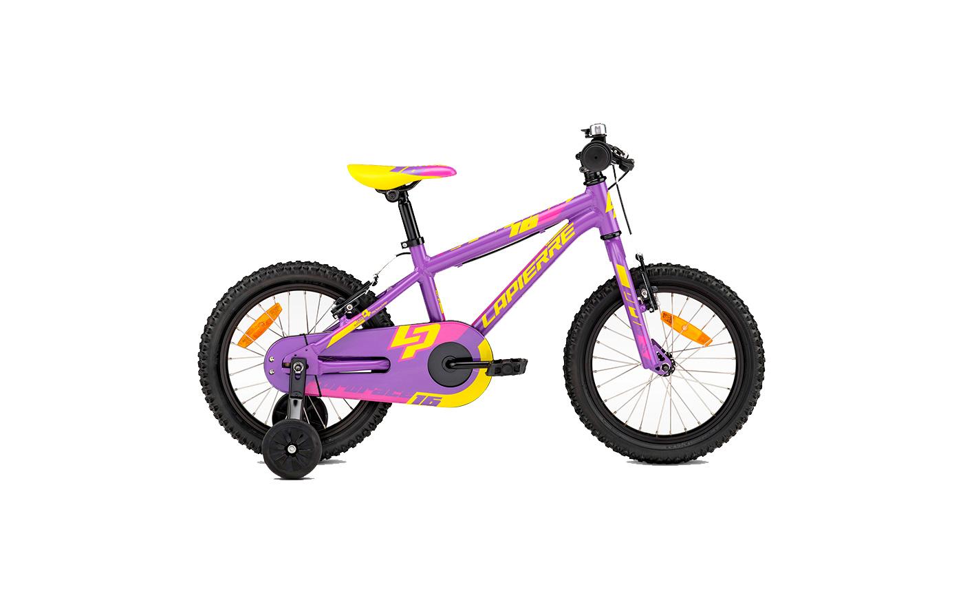 Велосипед Lapierre Prorace 16 GIRL (2018)