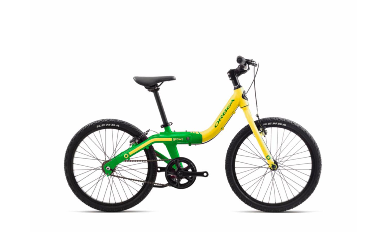 Велосипед Orbea GROW 2 1V (2018)