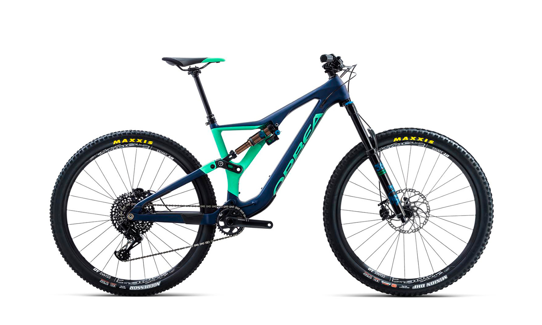 Велосипед Orbea RALLON M10 (2018)