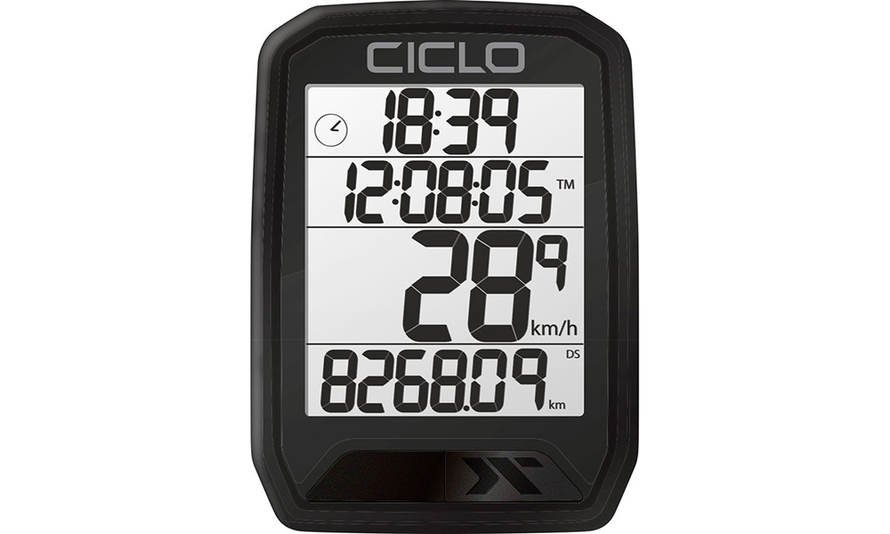 Велокомпьютер беспроводной Ciclo Protos 213