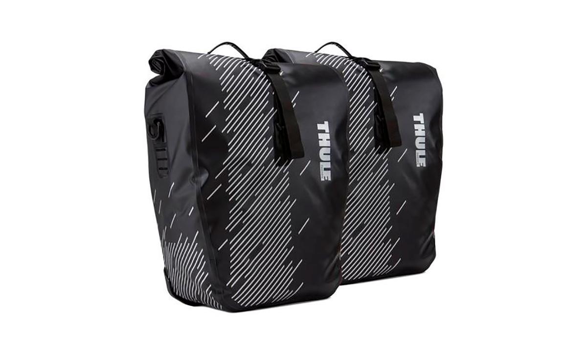 Велосипедные сумки Thule Shield Pannier Large (парные)
