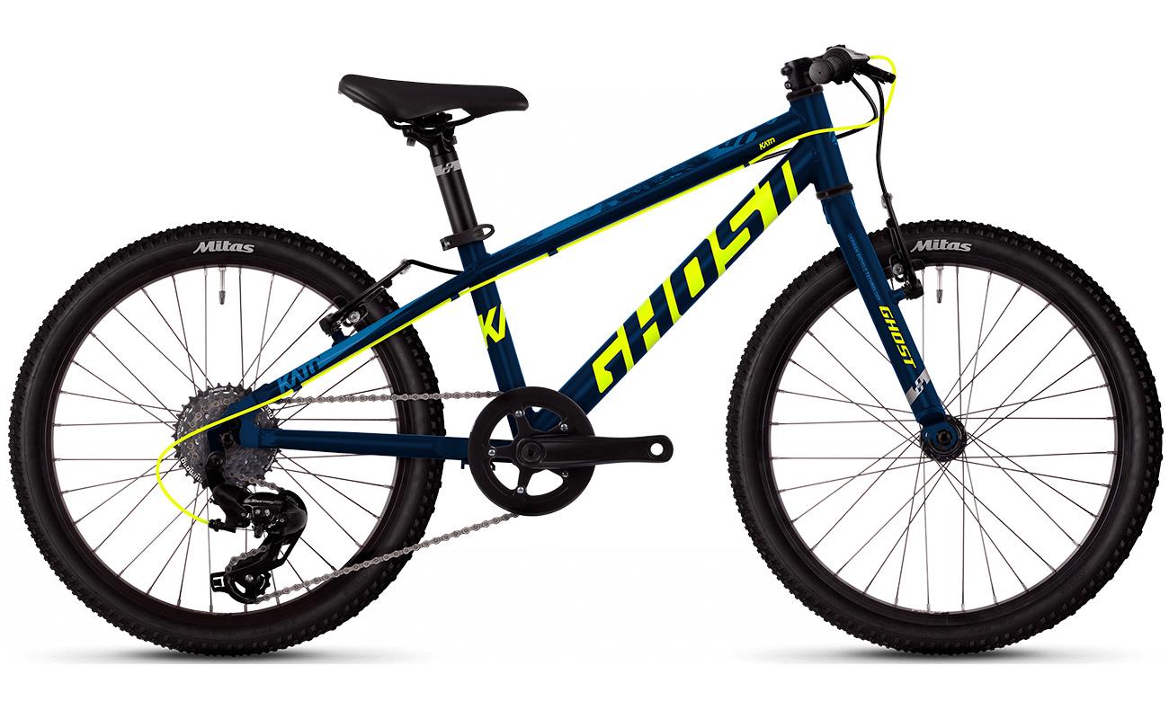 """Велосипед Ghost Kato R1.0 20"""" (2020)"""