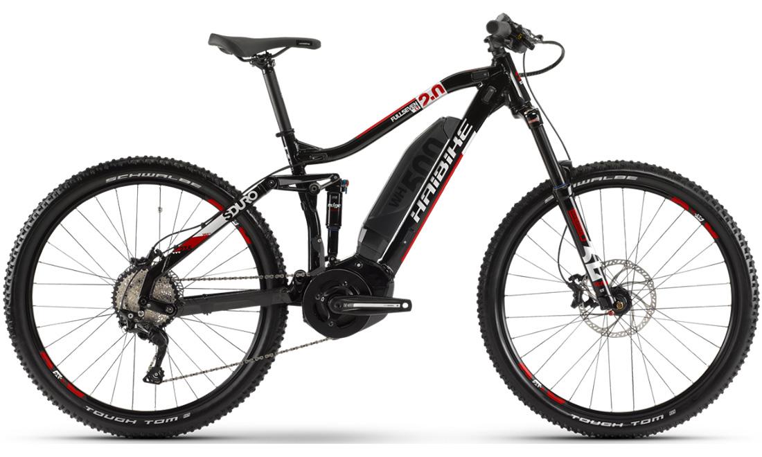"Электровелосипед Haibike SDURO FullSeven LT 2.0 27,5"" (2020)"