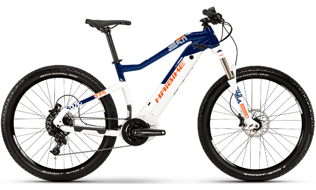 "Электровелосипед Haibike SDURO HardSeven 5.0 27,5"" (2020)"