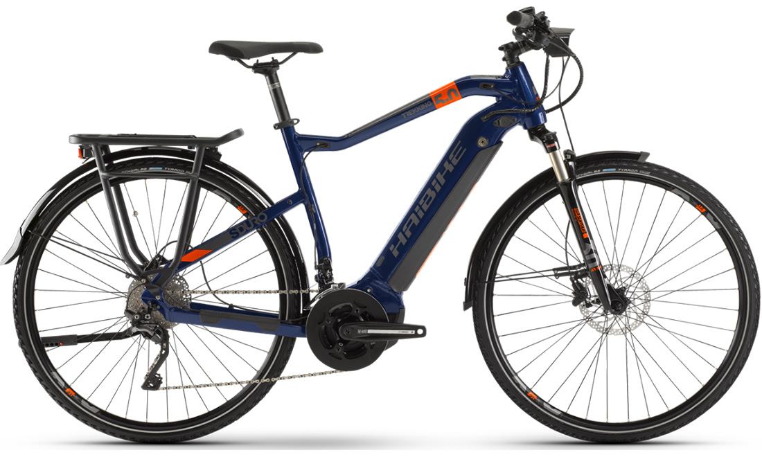 "Электровелосипед Haibike SDURO Trekking 5.0 28"" (2020)"