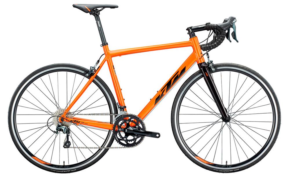 шоссейный велосипед KTM