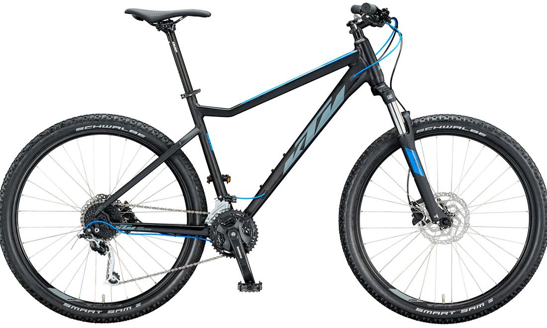 горный велосипед KTM