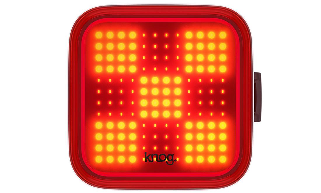 Мигалка задняя Knog Blinder Grid COB Rear 100 Lumens