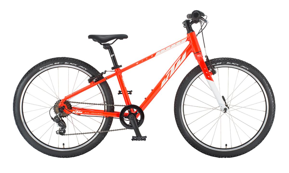 подростковый велосипед KTM
