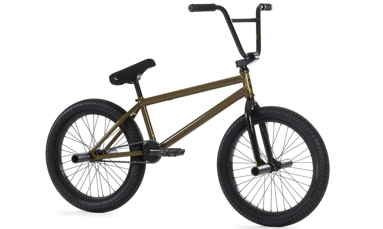"Велосипед Fiend Type A 21"" (2021)"