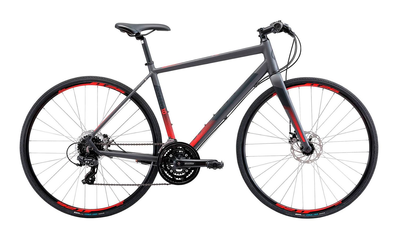 купить кроссовые гибрид велосипеды для города