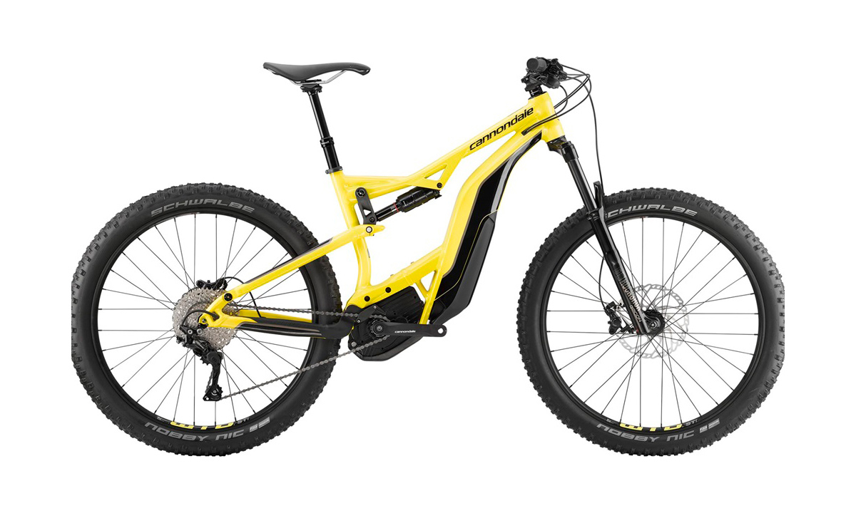 "Велосипед 27,5+"" Cannondale MOTERRA 2 (2019)"