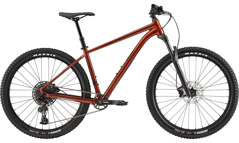 "Велосипед 27,5+"" Cannondale CUJO 1 (2020)"