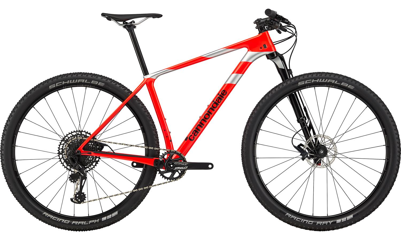 """Велосипед 29"""" Cannondale F-SI Carbon 3 (2020)"""