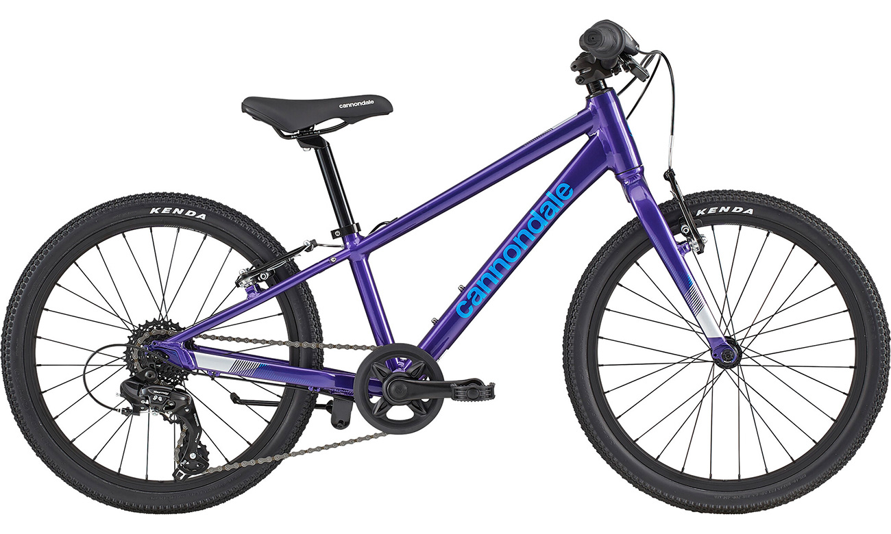 """Велосипед Cannondale QUICK GIRLS OS 20"""" (2021)"""