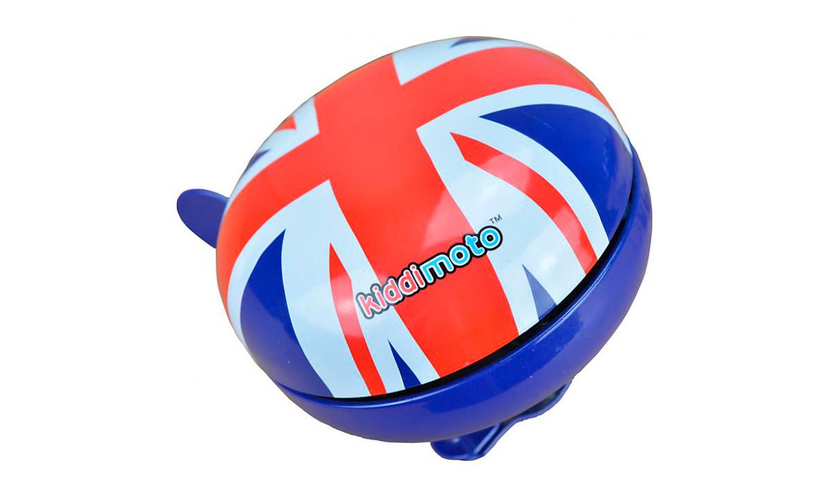 Звонок KiddiMoto британский флаг