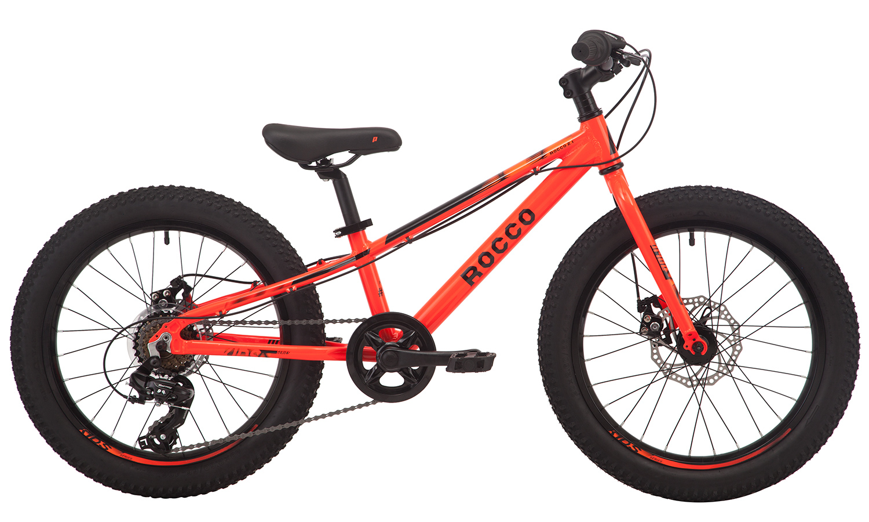 Велосипед 20'' Pride ROCCO 2.1 (2019)