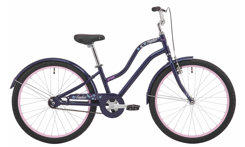 """Велосипед 24"""" Pride SOPHIE 4.1 (2019)"""