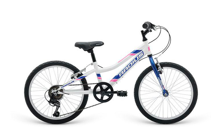"Велосипед 20"" Radius Nebula (2018)"