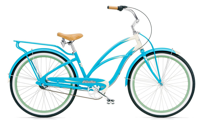 """Велосипед 26"""" Electra Super Deluxe 3i Ladies' (2018)"""