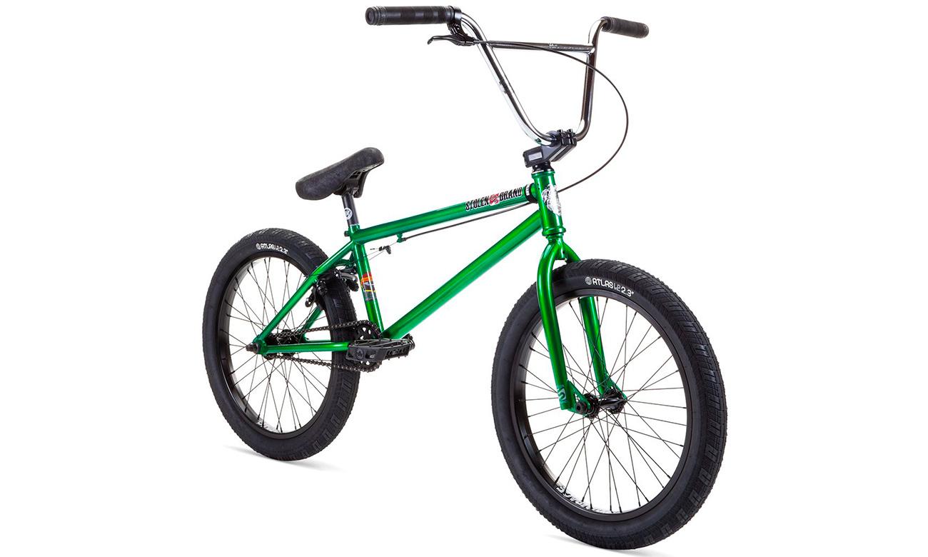 "Велосипед Stolen HEIST (21.00"" ТТ) (2021)"