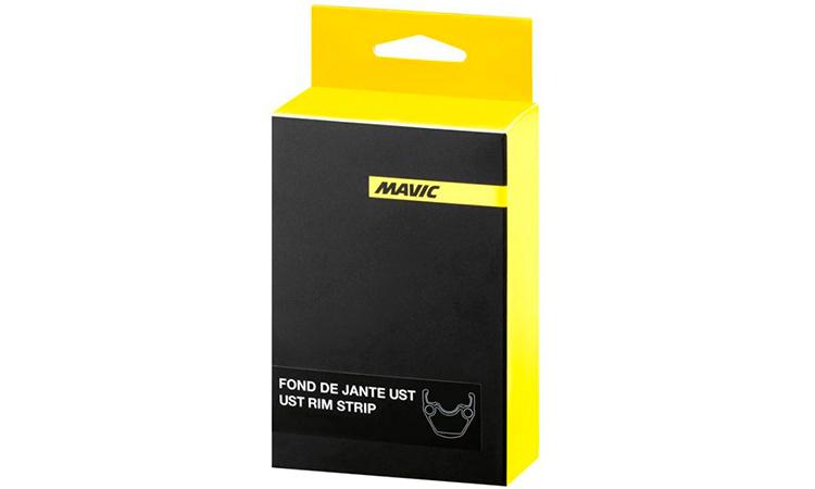 Ободная лента Mavic UST Tape, 28 мм, для бескамерных ободов 25-27 мм
