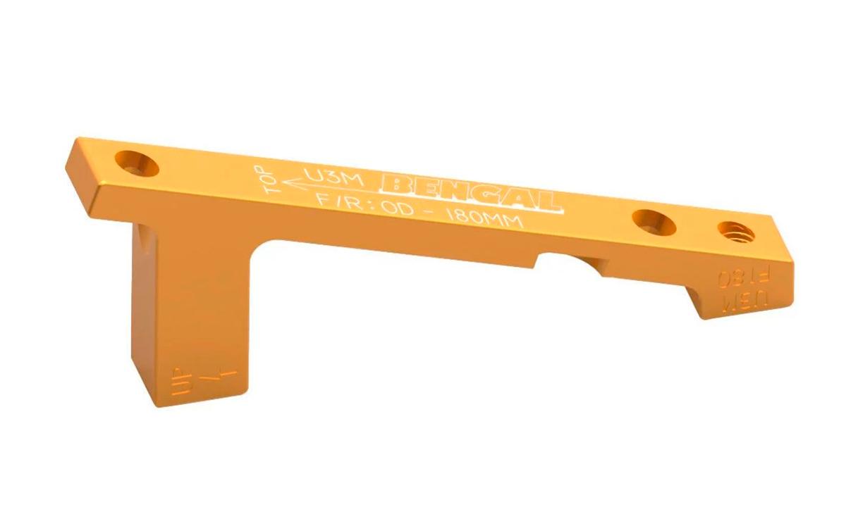 Адаптер Bengal торм. калипера передний/задний 180 мм, PM
