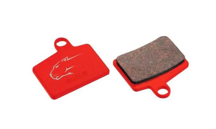 Колодки тормозные диск JAGWIRE Red Mountain Sport DCA076 (2 шт) - Hayes Stroker Ryde