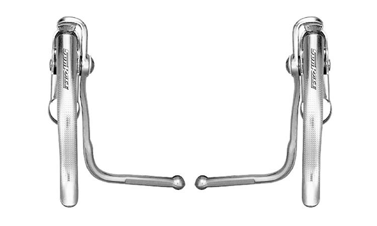 Ручки тормозные SUN RACE R03 с дублирующими рычагами для высокого хвата, алюминий, хомут ψ22. 2~23. 8 мм