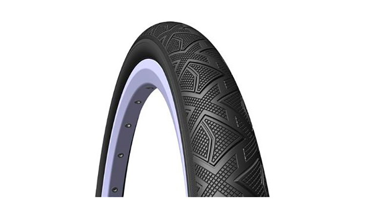 Покрышка MITAS (RUBENA) 20x1.60 (44x406) DOM R03 Classic черная